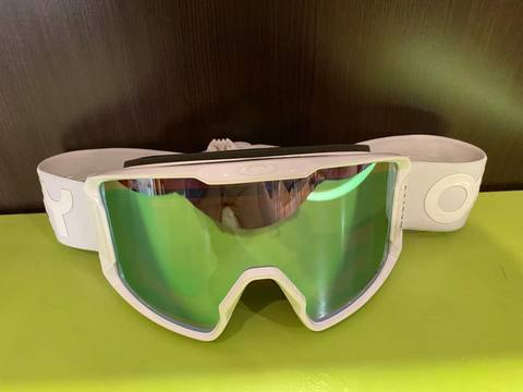 OAKLEY  LINEMINER   FACTORYPILOT WHITEOUT
