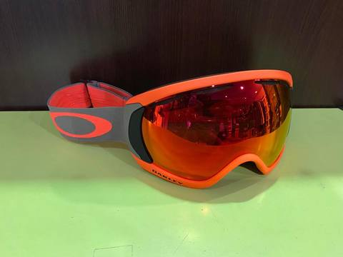 OAKLEY  CANOPY  ORANGE DARK BRUSH