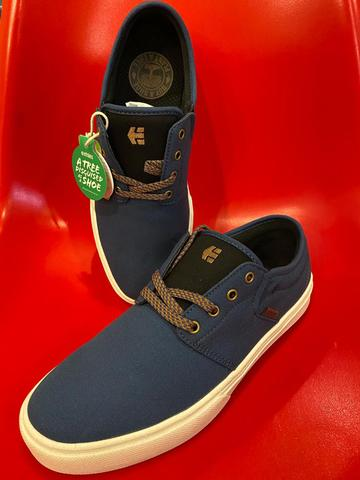ETNIES  HAMILTON BLOOM   NAVY