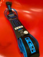 FCS  ESSENTIAL LEASH COMP6'  BLUE/BLACK