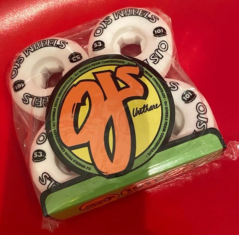 OJ WHEEL 53mm   From Concentrate Hardline Wheels