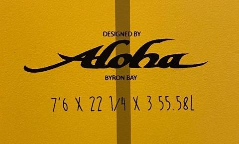 ALOHA  FUN DIVISION MID 7.6 EPS