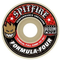 SPITFIRE  F4  101 CONICAL WHEEL 53mm