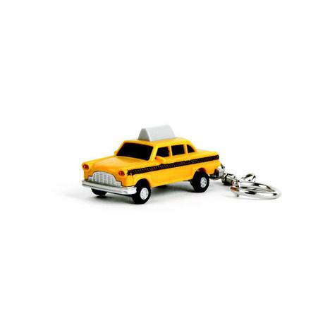 "【KIKKERLAND】Noisy Key Light ""NYC cab"""