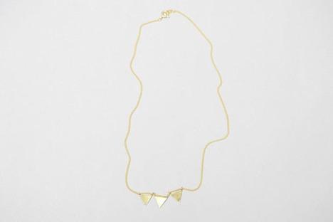 【Aquvii】Pennant Necklace