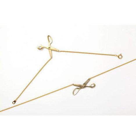 【Aquvii】Cut Necklace