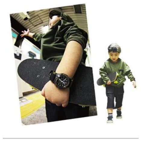 【THE PARK SHOP】 WATERBOY WATCH