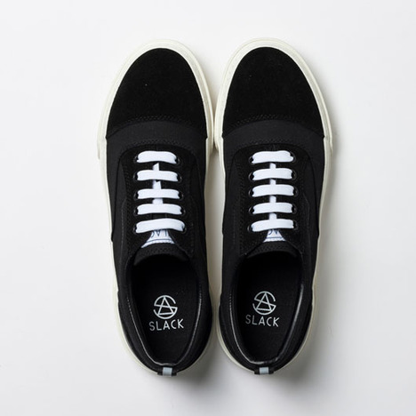 【SLACK FOOTWEAR】RECENT(BLACK/WHITE)