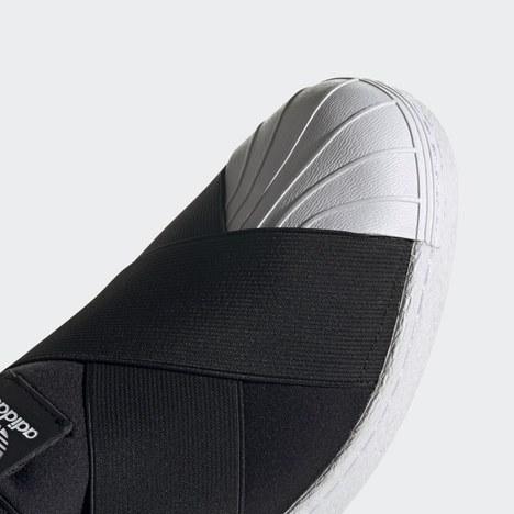 【adidas ORIGINALS】SUPER STAR SLIPON W