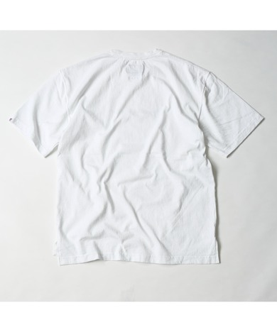 【MAGIC NUMBER】US COTTON LOOSE FIT PRINT TEE