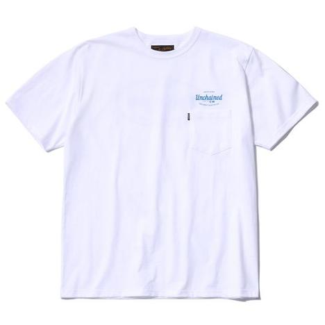 【CLUCT】PKT TEE UNCHAINED
