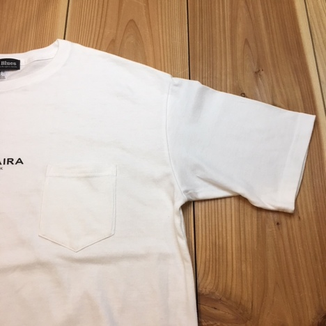 【HARLEM BLUES】BALENAIRA BIG TEE(2col)