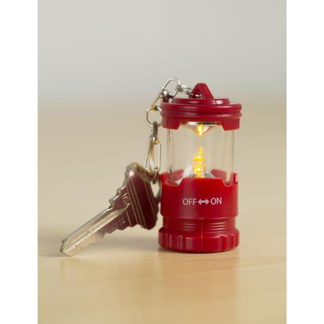 【KIKKERLAND】Mini Lantern Keychain