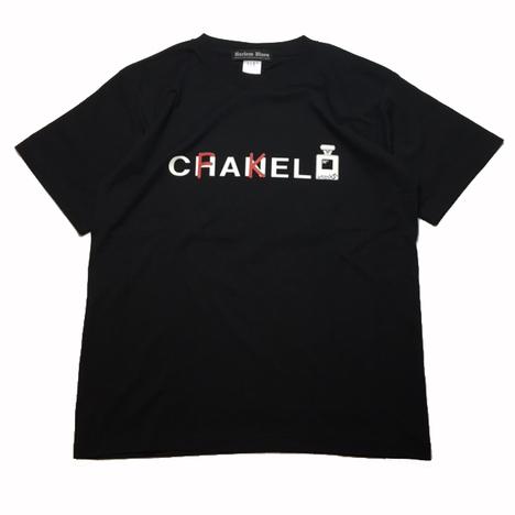 【HARLEM BLUES】FAKE CHANEL S/S TEE