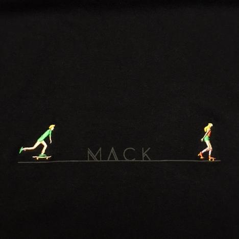 【O.K.】MAC SKATER S/S TEE