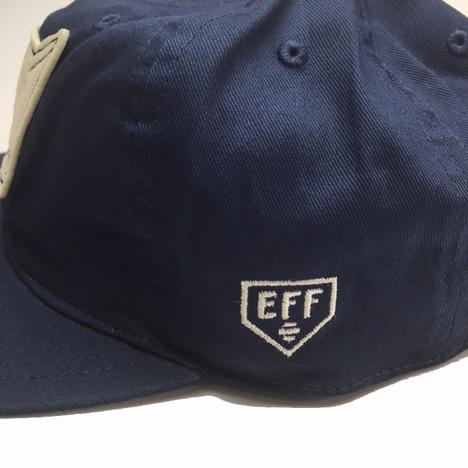 【EBBETS FIELD FLANNELS】KANSAS CTY KATZ CAP
