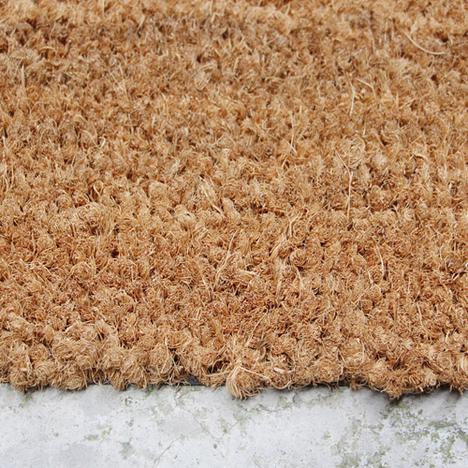 """【Lowis Industry】Lowis Industry Coir Doormat """"LI-02 OPEN"""""""