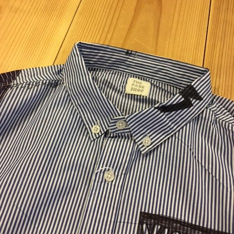 【THE PARK SHOP】WALLBOY SHIRTS