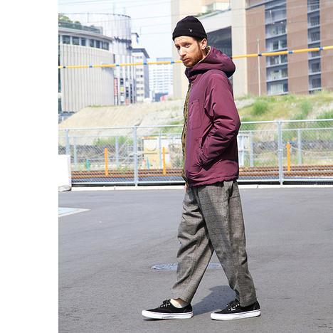 【quolt】HIELANS PANTS