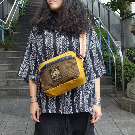 【ALDIES】Anxious Shoulder Bag