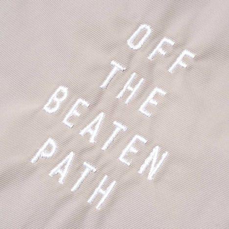 【CHARI&CO】OFF THE BEATEN PATH JKT