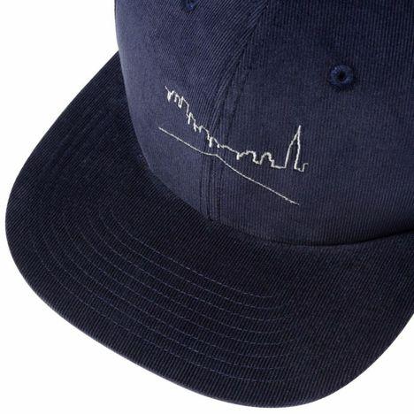 【CHARI&CO】OFF THE BEATEN PATH CORDUROY 6PANEL CAP