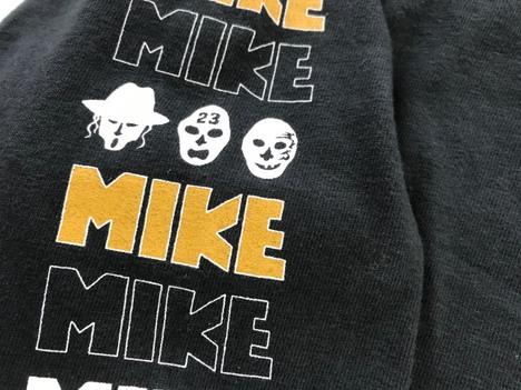 "【FREE RAGE】""MIKE"" リサイクルコットンロンTee"