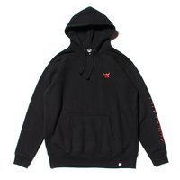 【TOY MACHINE】MONSTEER MARKED EMBRO SWEAT PARKA