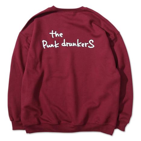 【PUNK DRUNKERS】THE PUNKDRUNKERSトレーナー