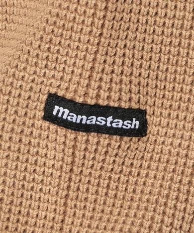 【MANASTASH】WEEKENDER KNIT