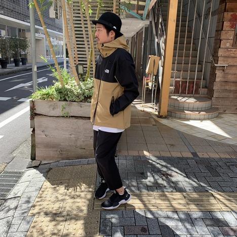 【HARLEM BLUES】THE NOBLE FACE 2TONE JKT