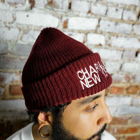 【CHARI&CO】BLOCKBUSTER WATCH CAP