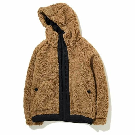 【CHARI&CO】PIKE SLIP BOA FLEECE JKT