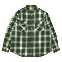 【GO WEST】BAND ON THE SHIRTS/HEAVY COTTON FLANNEL CLOTH