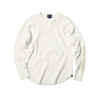 【SALE30%OFF★MAGIC NUMBER】HEAVYWEIGHT WAFFLE L/S TEE