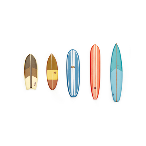 【KIKKERLAND】Surf's Up! Magnets
