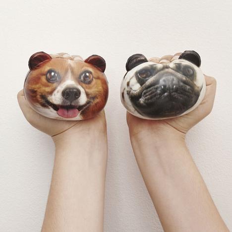 【KIKKERLAND】Feeling Ruff? Stress Balls