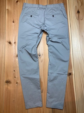 【LiSS】STRETCH TAPERED SHIRT PANTS