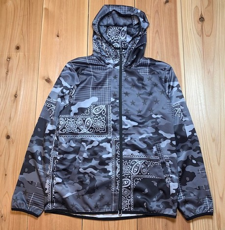 【LiSS】ZIP UP HOOD BLOUSON