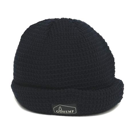 【GO HEMP】HEMP×ORGANIC COTTON WATCH CAP