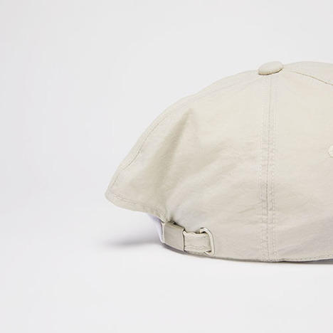 【CPH/C-PLUS HEAD WEARS】6 PANEL CAP / NYLON BAGGY