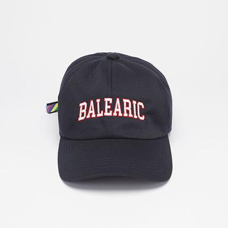 【CPH×is ness music】6 PANEL CAP / BALEARIC