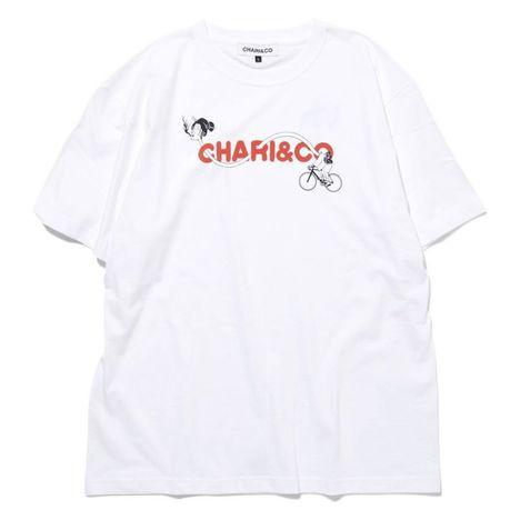 【CHARI&CO】NAGA ROKURO TEE