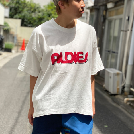 【SALE30%OFF★ALDIES】Wheel Round Big T