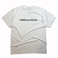 【HARLEM BLUES】COMME des GUEVARA DRY TEE