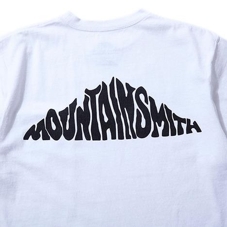 【MOUNTAIN SMITH】S/S TEE  CLASSIC BIG LOGO