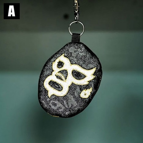 【HAOMING】MASK COIN CASE 20
