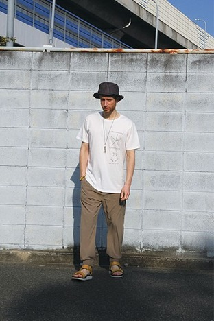 【SALE30%OFF★quolt】REFLECTION TEE