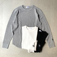 【HARLEM BLUES】HEAVY WEIGHT THERMAL No.