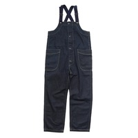 【GO HEMP】TUBE VENDOR ALL PANTS/12ozH/C DENIM